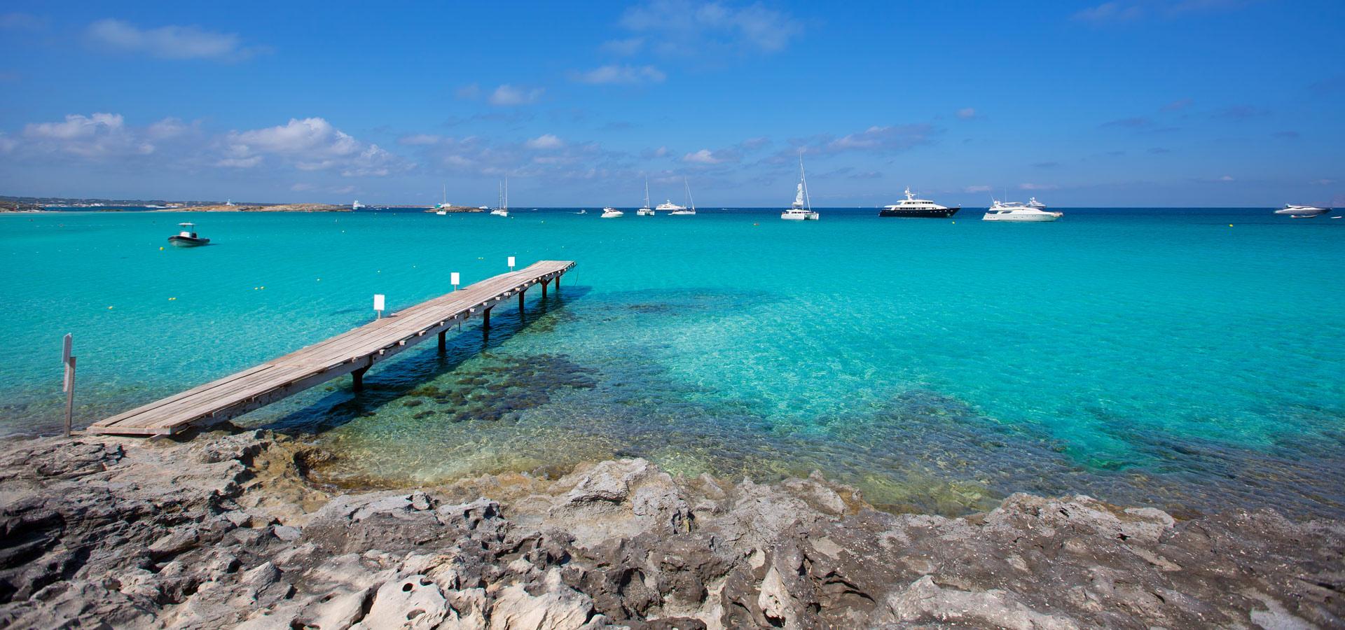 Affitto Formentera - Appartamenti Es Pujols, Case e Ville