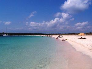 Spiaggia Espalmador