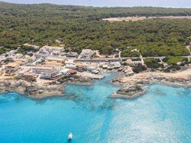 Es Caló Formentera