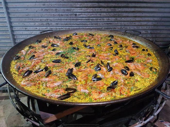 paella pelayo