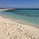 spiaggia levante formentera