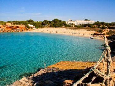 cala saona beach formentera