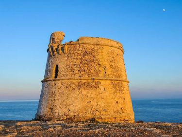 cap de barbaria tower