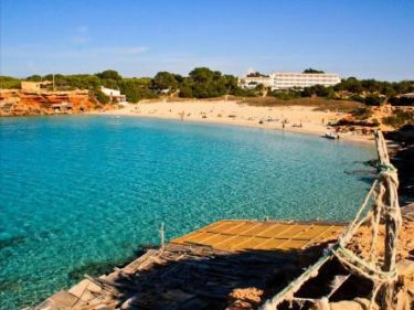 playa cala saona formentera