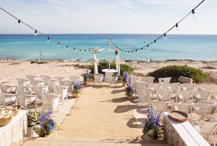 matrimonio spiaggia formentera