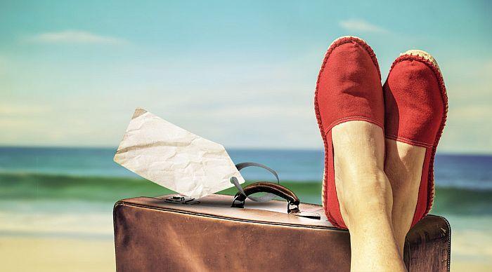 valigia volo aereo
