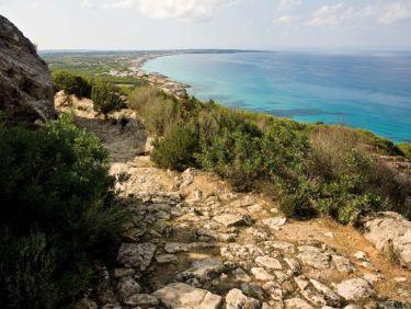 Camí de Sa Pujada de Formentera