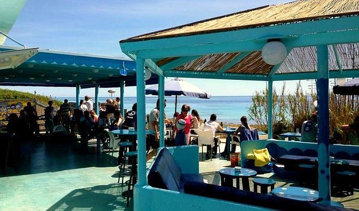 aperitivo blue bar formentera