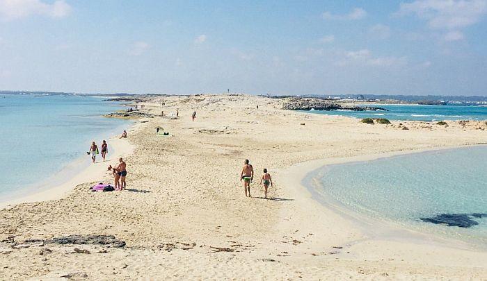spiaggia formentera settembre