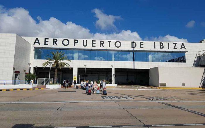 aeropuerto ibiza