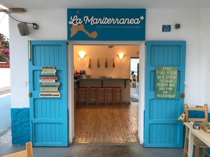 restaurante la mariterranea